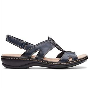 Clark's sandals NAVY BLUE